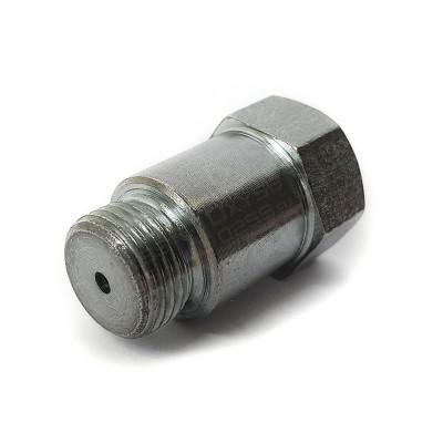 Обманка лямбда-зонда механическая ЕВРО-3 (короткая)