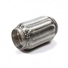 Гофра глушителя усиленная (Interlock) 45x150