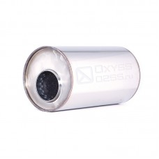 Пламегаситель круглый с диффузором 120x220, D=54