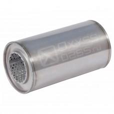 Пламегаситель круглый с диффузором 100x200, D=52