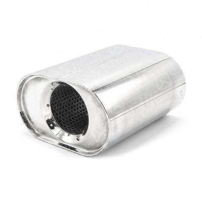 Пламегаситель коллекторный овальный 136x80x120 (конусный)