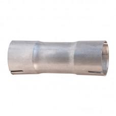 Соединитель труб (под хомут) 45/45 мм