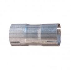 Соединитель труб (под хомут) 60/60 мм